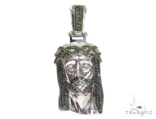 Prong Diamond Jesus Piece 42069 Style