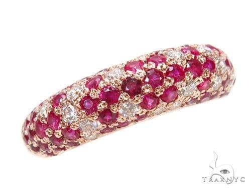Ruby Diamond Anniversary/Fashion Ring 42320 Anniversary/Fashion