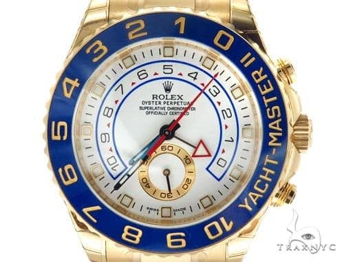 Rolex Yacht-Master II Watch