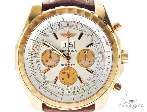Breitling Bentley 6.75 Men's Watch 42334 Breitling