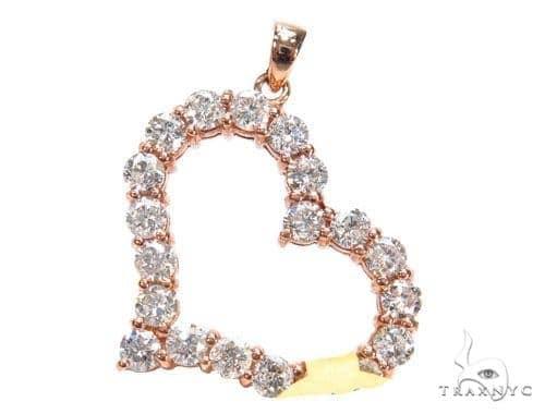 Heart Diamond Pendant 42411 Style