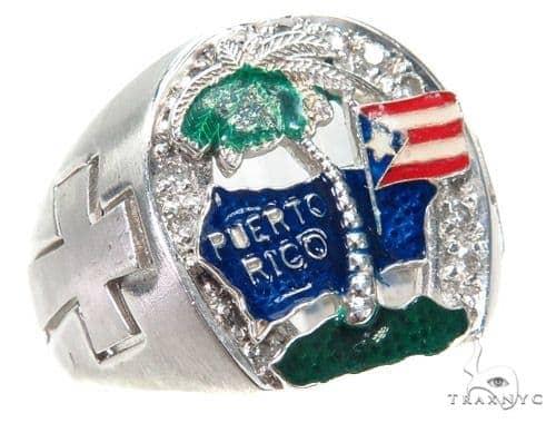 Prong Diamond Ring 42480 Stone