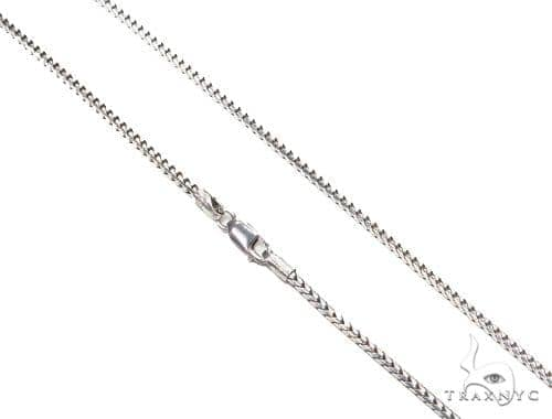 Franco Gold Chain 18 Inches 2mm 8 Grams Gold