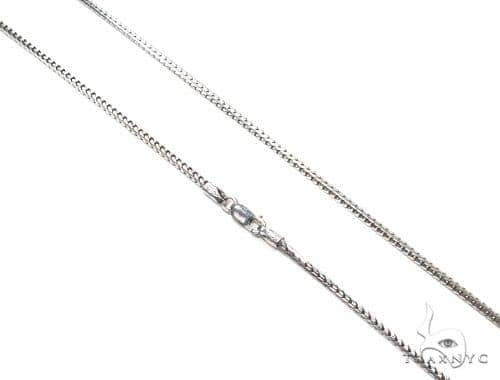 Franco Gold Chain 20 Inches  2mm 8.8 Grams 42527 Gold