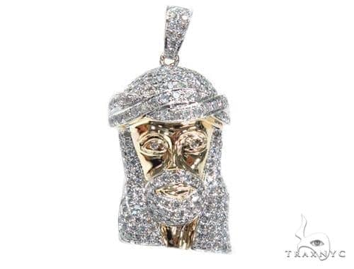 Prong Diamond Jesus Piece 42603 Style