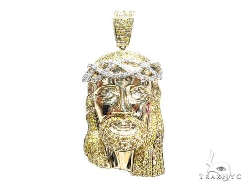 Prong Diamond Jesus Piece 42609 Style