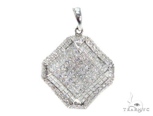 Invisible Diamond Pendant 42622 Stone