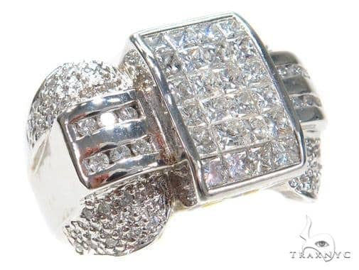 Invisible Diamond Ring 42705 Stone