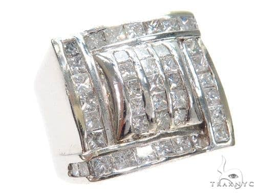 Invisible Diamond Ring 42709 Stone