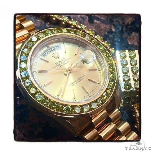 Rolex Day-Date I President Yellow Gold 218238
