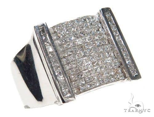 Invisible Diamond Ring 42729 Stone