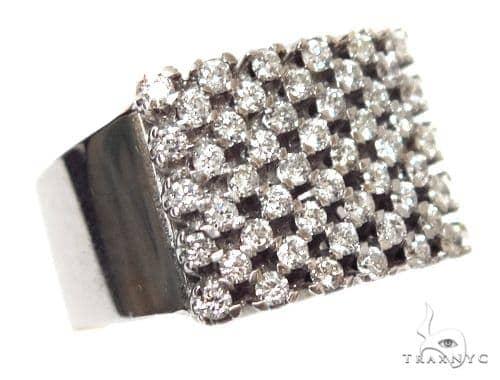 Prong Diamond Ring 42749 Stone