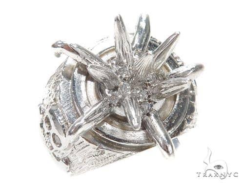 Prong Diamond Ring 42751 Stone
