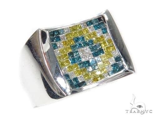 Invisible Diamond Ring 42755 Stone
