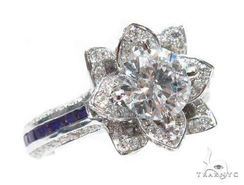 Paris Engagement Ring 41812 Engagement