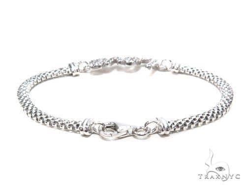 Love Silver Bracelet 43005 Silver & Stainless Steel