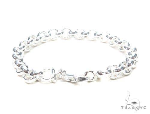 Silver Bracelet 43008 Silver & Stainless Steel