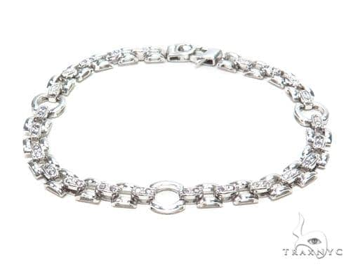 Silver Bracelet 43012 Silver & Stainless Steel