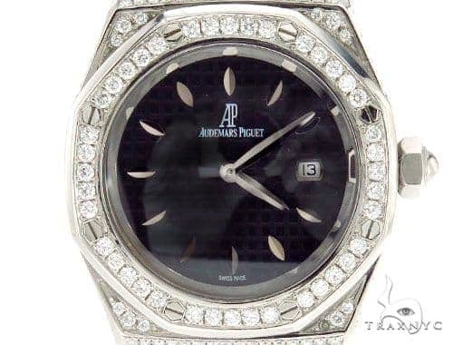 Audemars Piguet Royal Oak Lady Quartz 33mm 43088 Special Watches