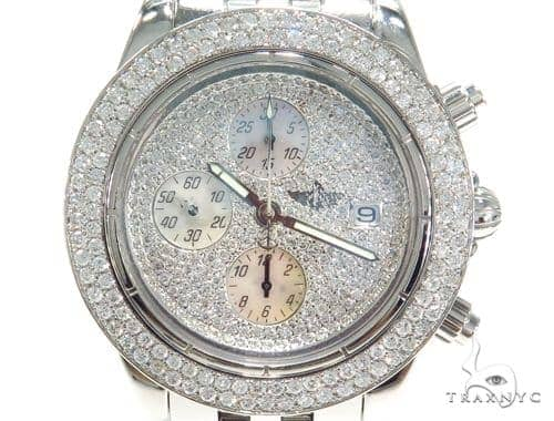 Breitling Cross Crucifixwind Diamond Watch 42804 Breitling