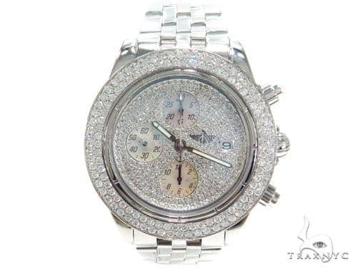 Breitling Cross Crucifixwind Diamond Watch 42804 Breitling