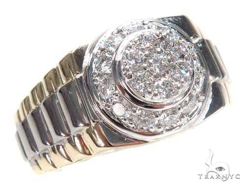 Prong Diamond Ring 43161 Stone
