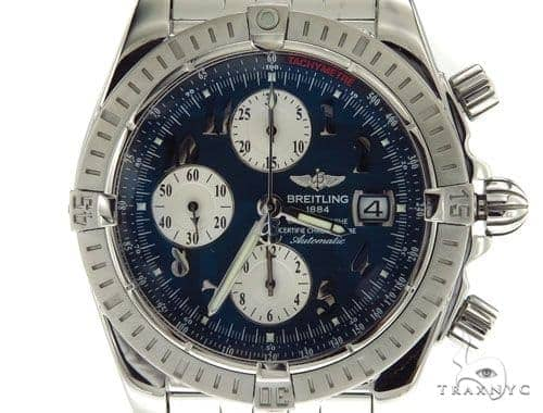 Breitling Wind Runner Galatci Watch 43333 Breitling