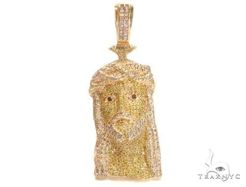 Prong Diamond Jesus Piece 43602 Style