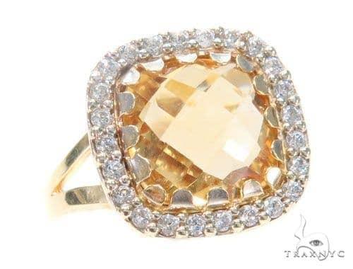 14k Yellow Gold Ring 43713 Anniversary/Fashion