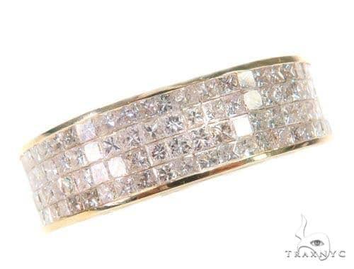 Invisible Diamond Ring 43749 Stone