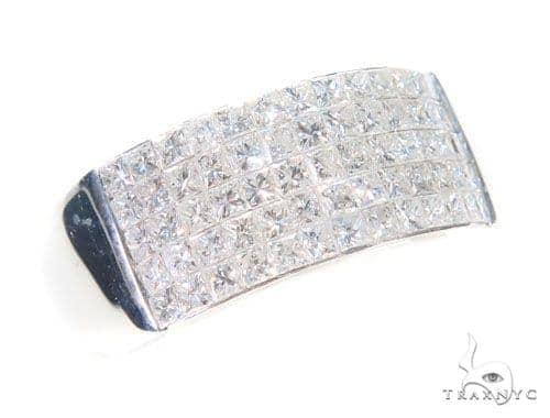 Invisible Diamond Ring 43776 Stone