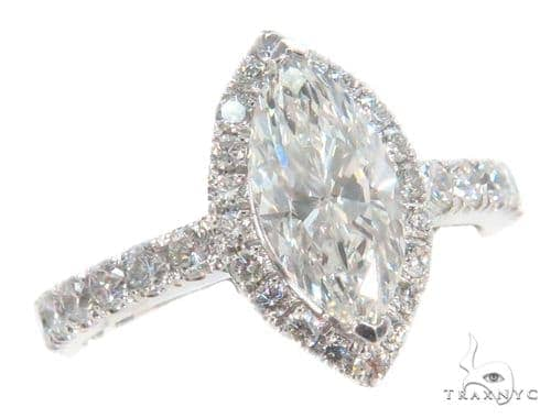 Prong Diamond Engagement Ring 43566 Engagement