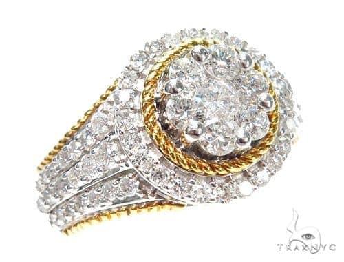 Prong Diamond Engagement Ring 41706 Engagement