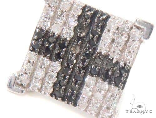 Prong Diamond Earrings 43930 Style