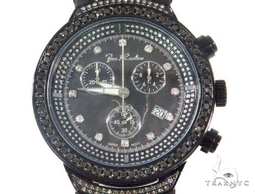 Prong Diamond Joe Rodeo Watch JJM-74 44318 Joe Rodeo