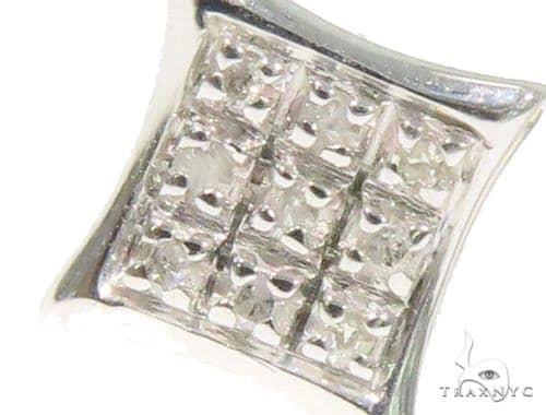 Prong Diamond Earrings 44337 Style