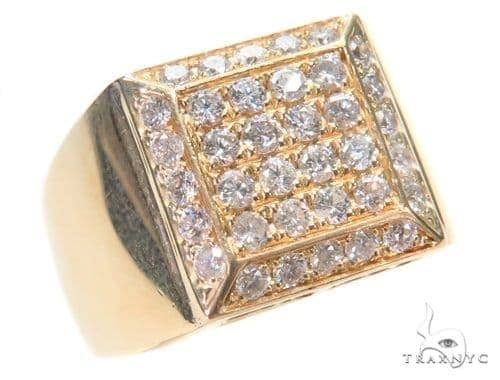 Byron Prong Diamond Ring 44428 Stone