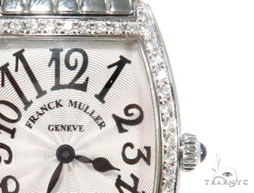 Ladies Franck Muller Cintree Curvex  44444 Special Watches