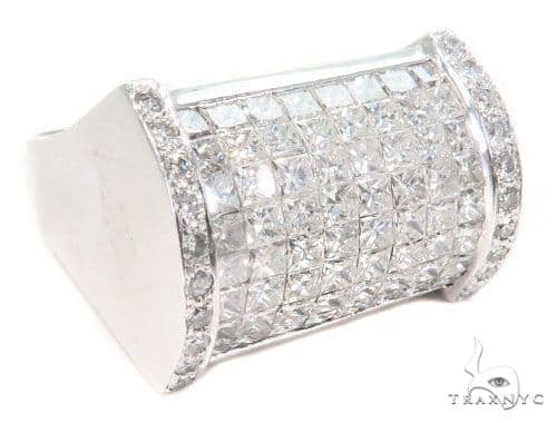 Invisible Diamond Ring 44162 Stone