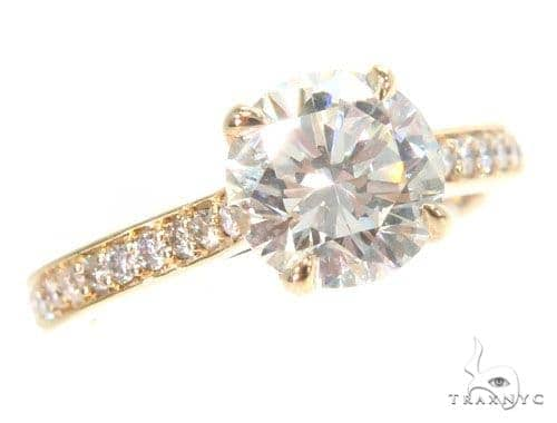 Vixey Prong Diamond Engagement Ring 44527 Engagement