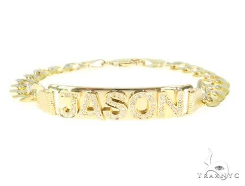 Prong Diamond Jason Bracelete 44539 Diamond