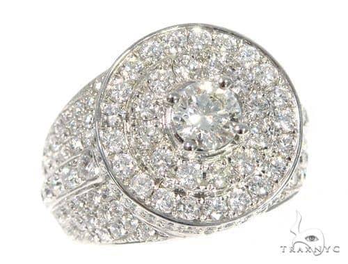 Prong Diamond Engagement Ring 44572 Stone
