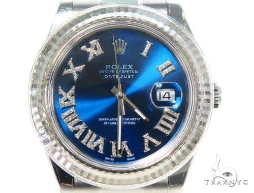 Rolex Datejust II Steel 116300 44573