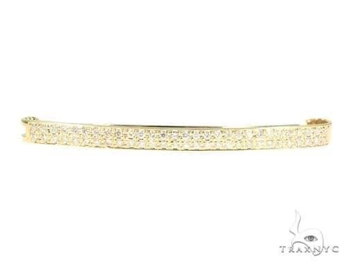 Prong Diamond Hair Pin 44611 Stone