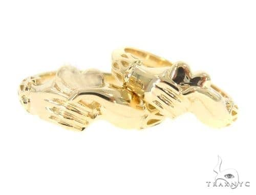 Fly Heart Couple Ring 44897 Anniversary/Fashion