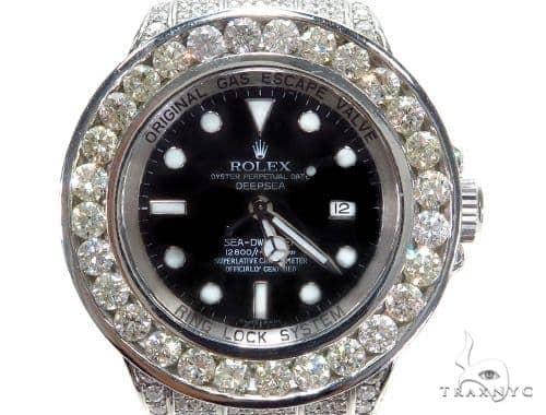 Rolex Deepsea Steel 116660 45215