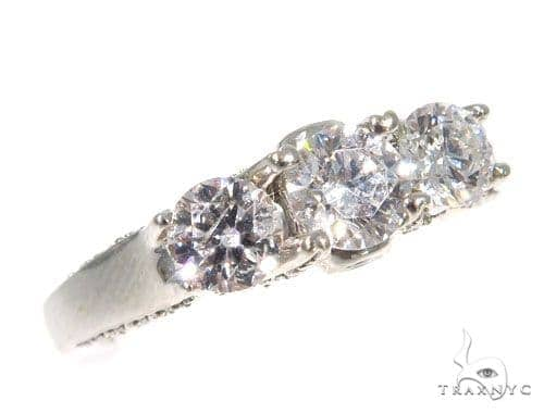 Prong Diamond Engagement Ring 44667 Engagement