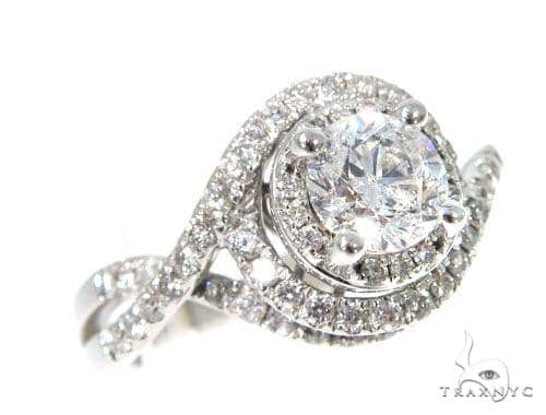 Prong Diamond Engagement Ring 44665 Engagement