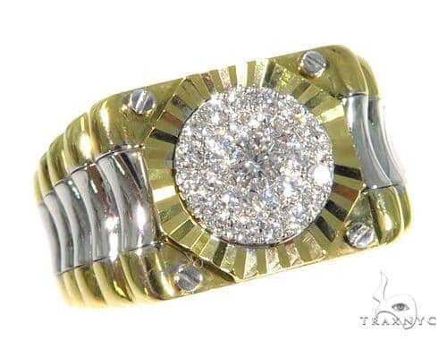 Prong Diamond Ring 45376 Stone