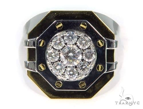 Prong Diamond Ring 45378 Stone